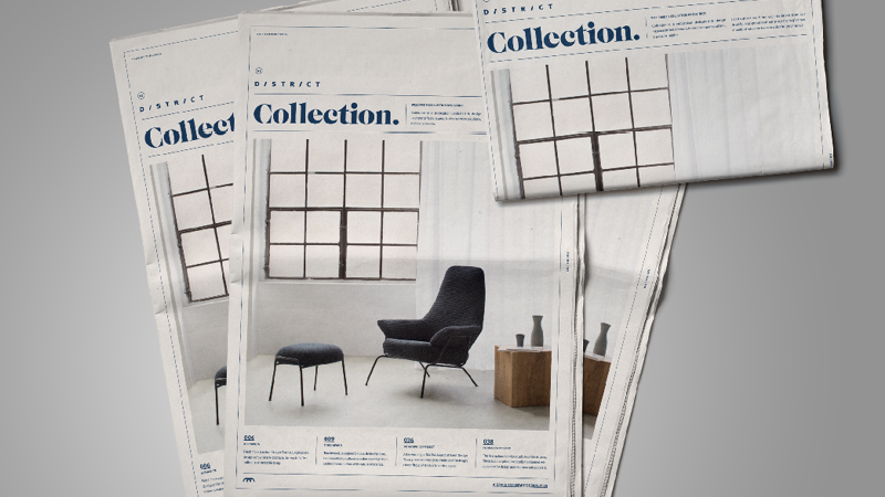 District Collection — Broadsheet