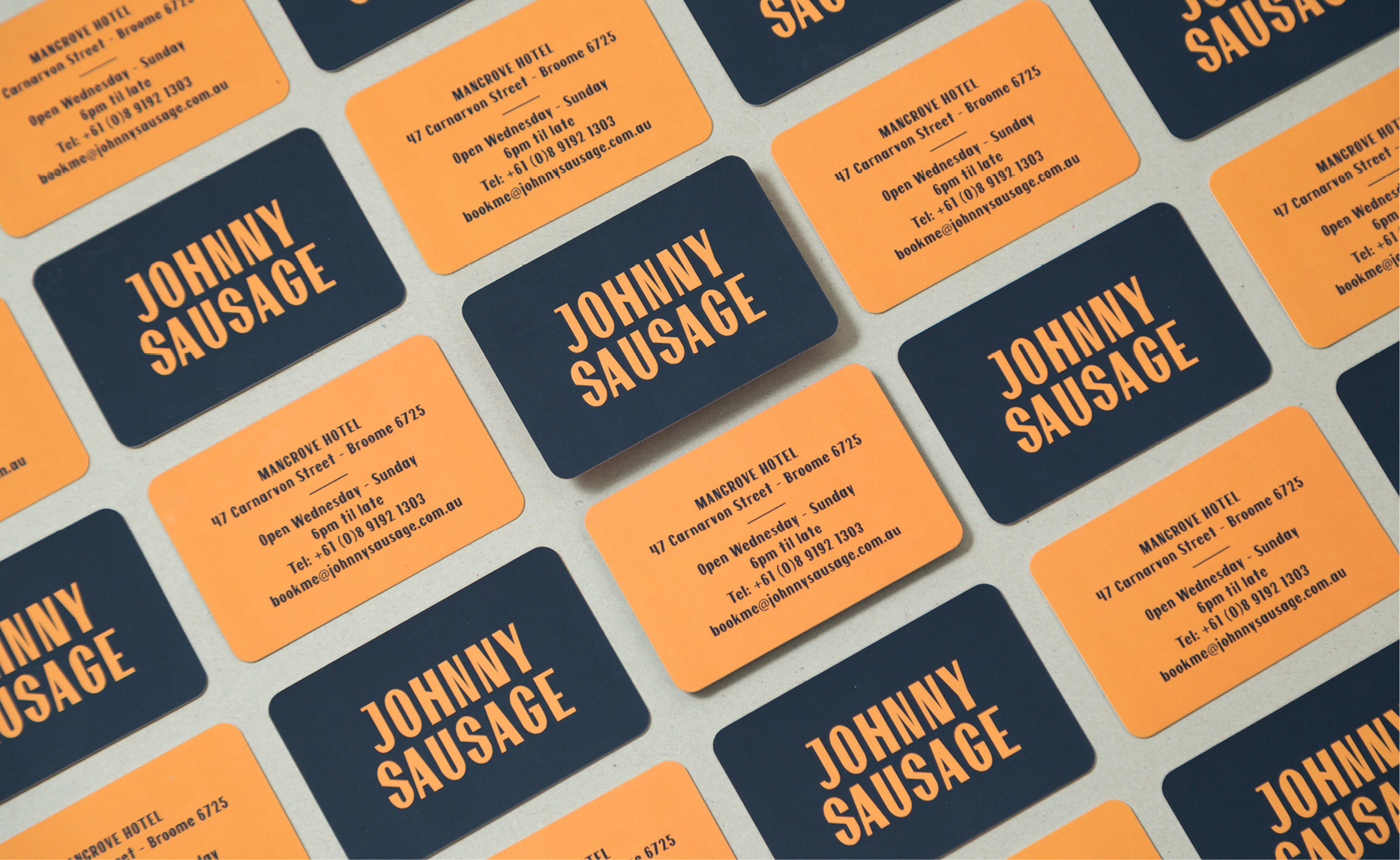 Johnny Sausage